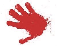 Children's church hand