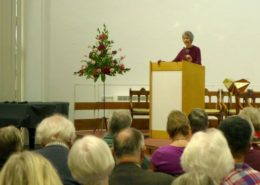 Julie Grove introduces The Carrs Lane Lectures in Christian Radical Faith 2016