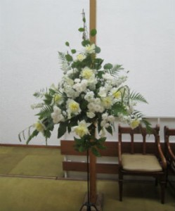 Carrs Lane Church Flowers
