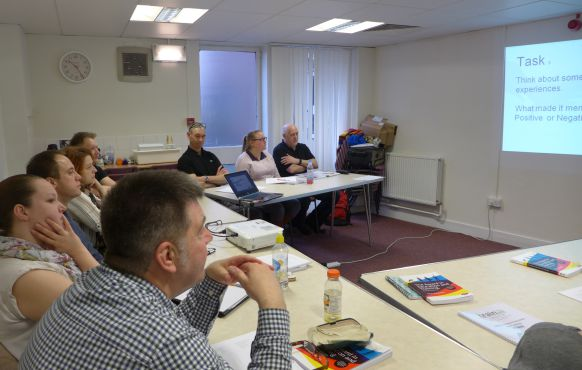 Meeting Room 3 at Caarrs Lane Confernce Centre