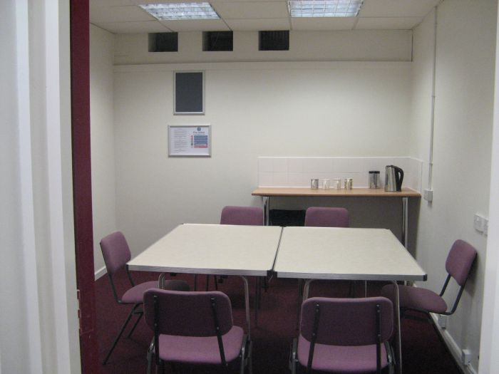 Meeting Room 6 at Carrs Lane Conference Centre