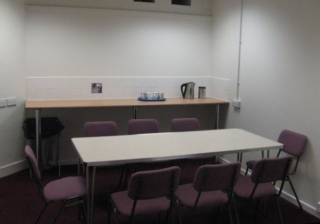 Meeting Room 5 at Carrs Lane Conference Centre