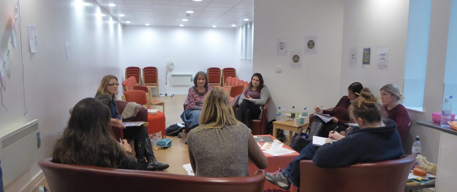 Wiseman Room at Carrs Lane Conference Centre
