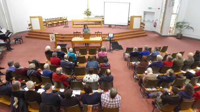 Church Room at Carrs Lane Conference Centre