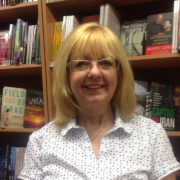 Sue Allen, CLC Bookshop Manager Birmingham Store, tenant at The Church at Carrs Lane