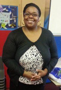 Revd Elaine Hutchinson, Retail Chaplain in Birmingham