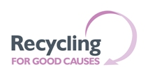 Recycling for Good Causes logo